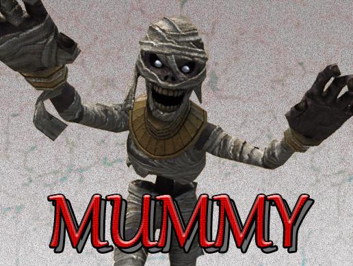 """""""Mummy"""" cursed soul"""