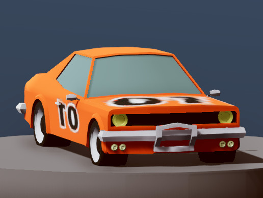 Cartoon Vehicles - Low Poly Cars (FREE)