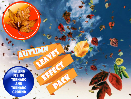 Autumn Leaves Effect Pack