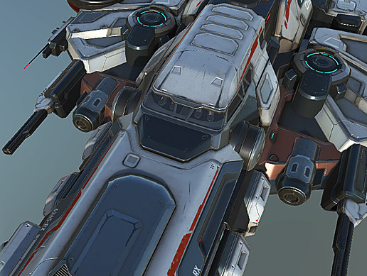 Nemesis Carrier Spaceship