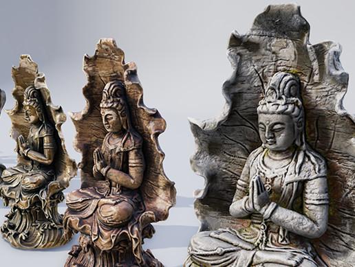 Sculptures Pack Vol.2