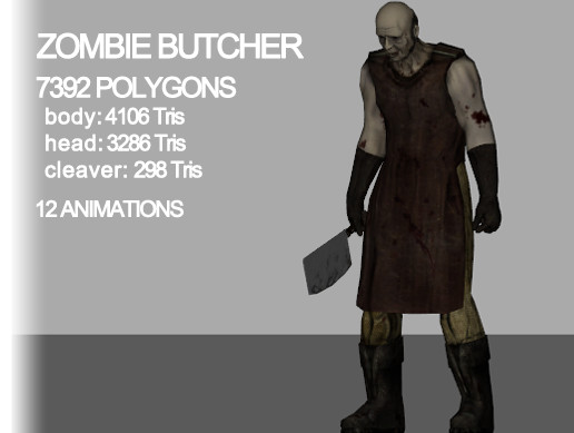 Zombie Butcher