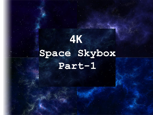 4K Space Skybox Part - 1