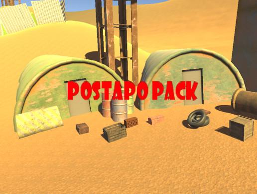 PostApo Pack