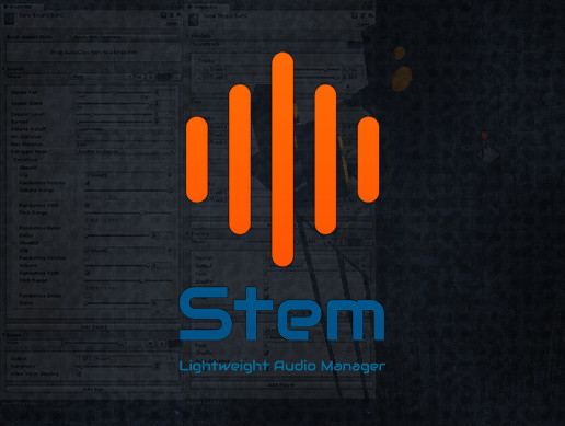 Stem: Lightweight Audio Manager