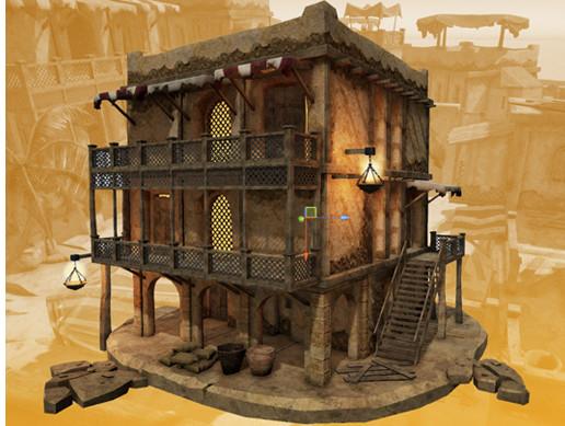 Desert City Set
