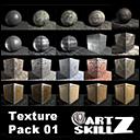 Free ArtskillZ Texture Pack 01