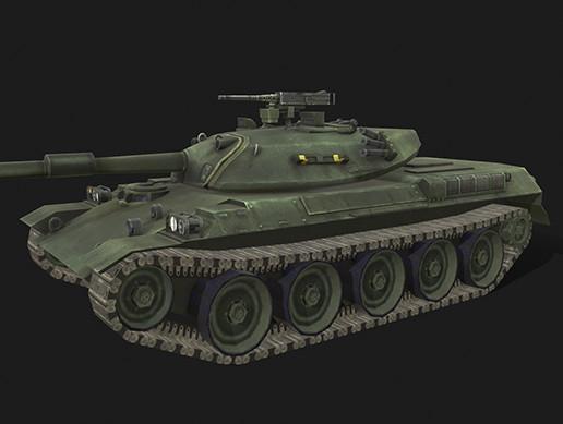 Tank Type-74