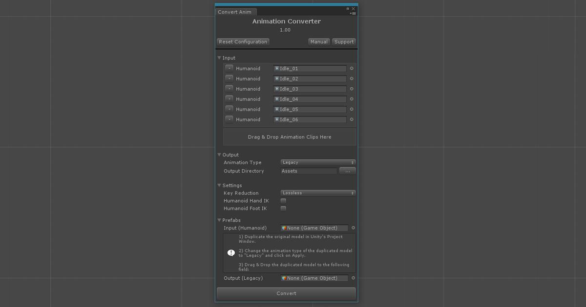 Animation Converter
