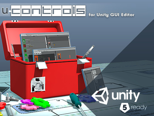 uControls  WinForms for Unity - Asset Store