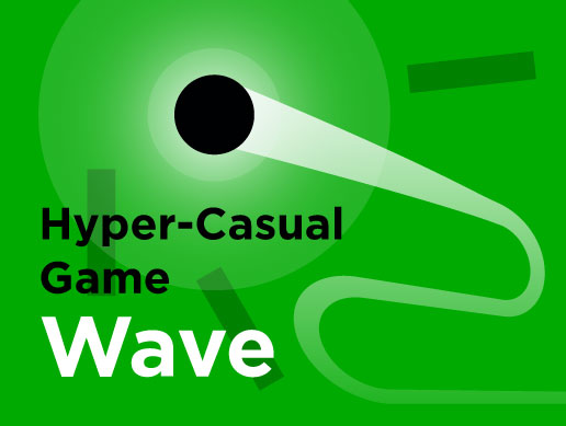 [Hyper-Casual Game] Wave