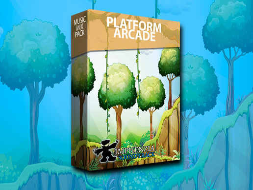 Music Mix Pack - Platform Arcade