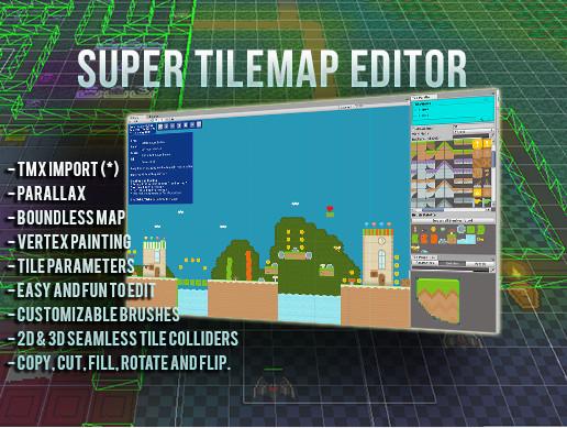 Super Tilemap Editor - Asset Store