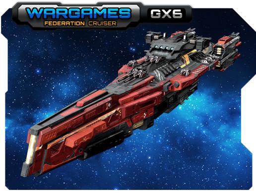 Federation Cruiser GX6