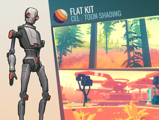 Flat Kit: Cel / Toon Shading
