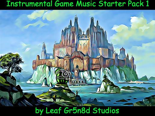 Instrumental Game Starter Music Pack 1