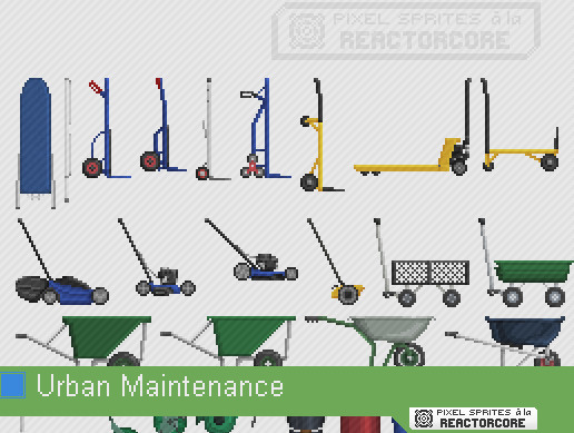PSRC: Urban Maintenance