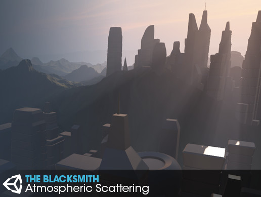 The Blacksmith: Atmospheric Scattering