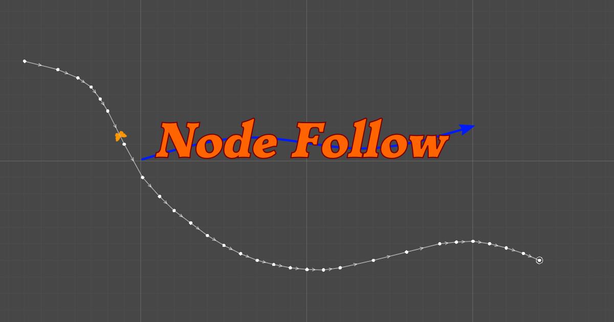 Node Follow