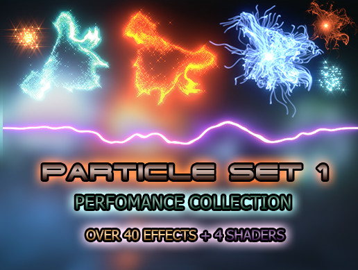 Particle effects 1