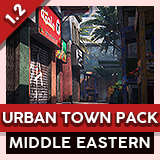 Urban Town Pack - Middle Eastern