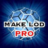 Mantis LOD Editor - Professional Edition