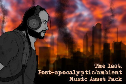 The Last Post-apocalyptic/ambient Music Asset Pack
