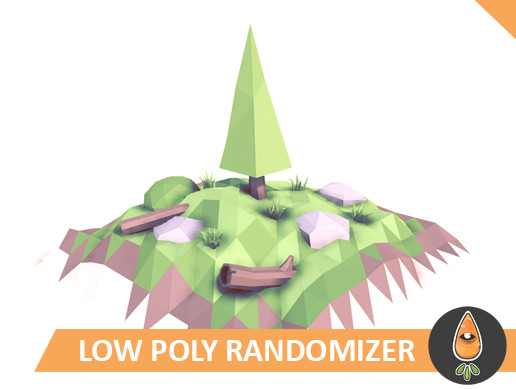 Low Poly Randomizer