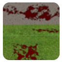 Blood Splatter Decal Package 2d Textures Materials Unity Asset Store