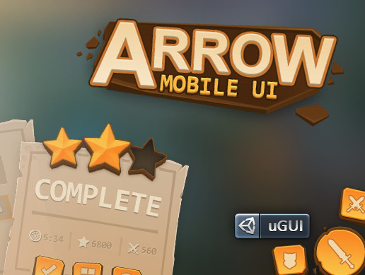 Arrow Mobile UI