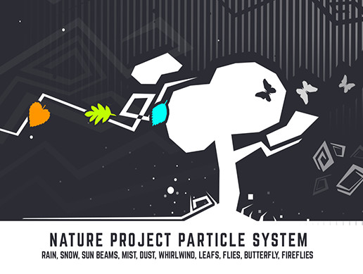 Nature Project - Environmental Particle Effects