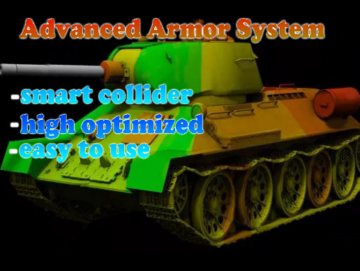 Advanced Armor System