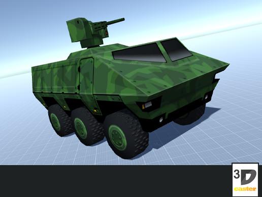 Stylized Technics - MRAP 2