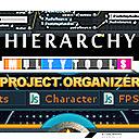 Hierarchy + Project PRO + C#