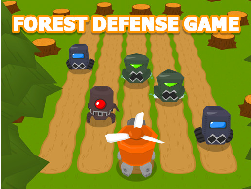 Forest Defense Game