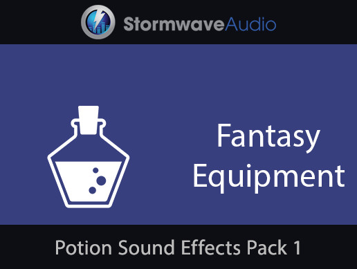 Potion Sound Effects Pack 1