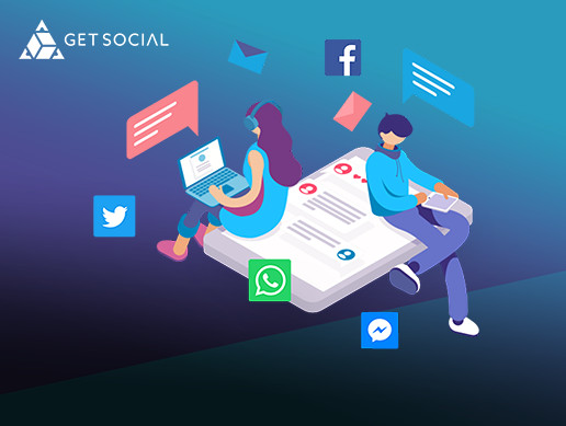 GetSocial - Social features for user acquisition, engagement, and retention