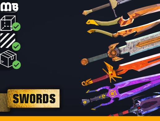 MB: pack - swords