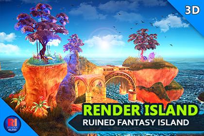 Ruined Fantasy Island