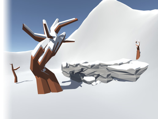 Low Poly Nature Pack (4 Seasons)