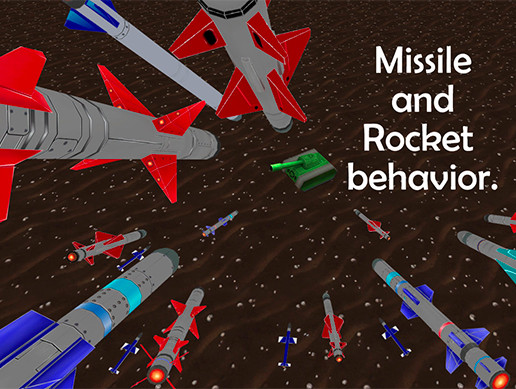 Missile and Rocket behavior
