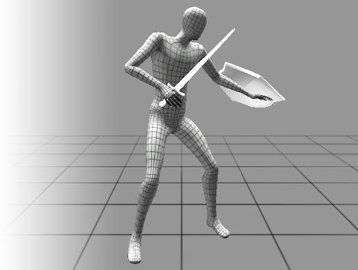 1H Weapons MoCap 01