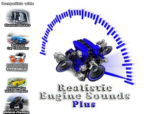 Realistic Engine Sounds - Plus - Asset Store
