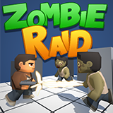 Zombie Raid - Top down shooter survival