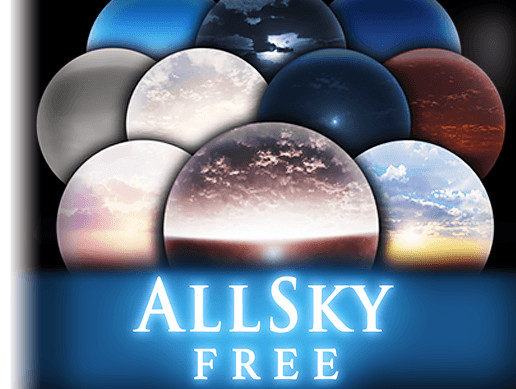 AllSky Free - 10 Sky / Skybox Set