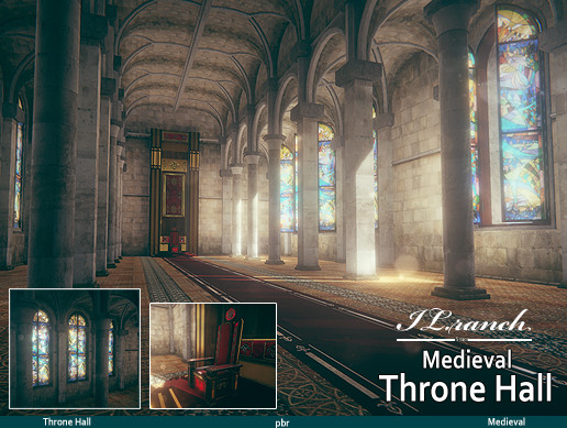 Throne Hall (Medieval)