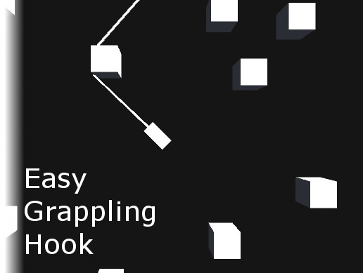 Easy 2D Grappling Hook