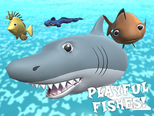 Playful Fishes