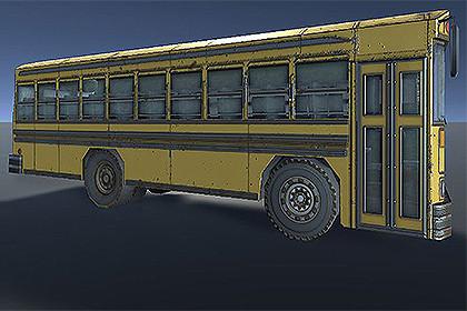 School Bus HQ