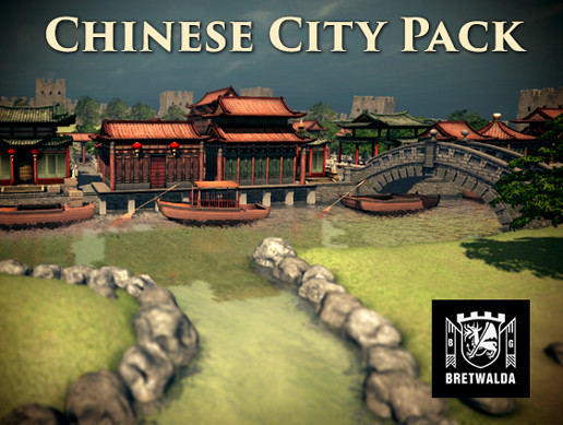 Chinese City Pack